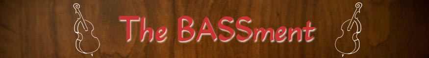Dennis Roy's Bassment logo
